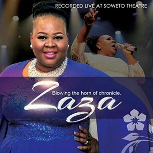 Blowing the Horn of Chronicle Live Album ZAMUSIC Afro Beat Za 8 300x300 - Zaza – Welikhwezi (Live)
