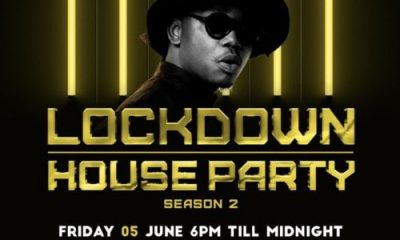 C Afro Beat Za 400x240 - Culoe De Song – Lockdown House Party Season 2