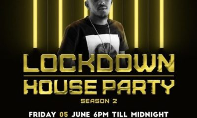 Kabza Afro Beat Za 400x240 - Kabza De Small – Lockdown House Party Season 2 Mix (June 5)