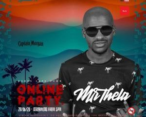 Mr Thela Captain Morgan Party Afro Beat Za 300x240 - Mr Thela – Captain Morgan Party