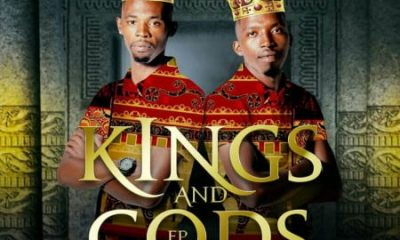 k Afro Beat Za 400x240 - Magnetic DJs Kings and Gods EP