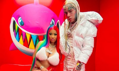nicki minaj tekashi 6ix9ine trollz Afro Beat Za 400x240 - Tekashi 6ix9ine And Nicki Minaj Announce New Single, 'Trollz'