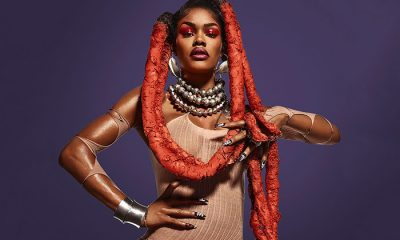 teyana taylor purple Afro Beat Za 400x240 - Teyana Taylor Reveals 'The Album' Tracklist