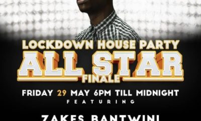 zz Afro Beat Za 400x240 - Zakes Bantwini – Lockdown House Party Mix