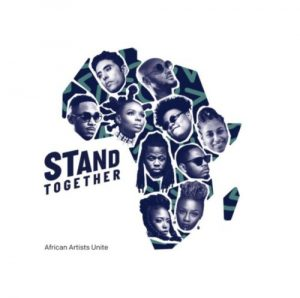 AU 300x298 - Amanda Black, Gigi Lamayne, 2Baba, Stanley Enow & Others – Stand Together