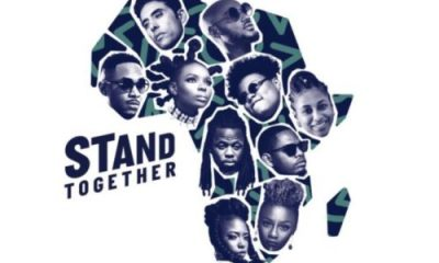 Amanda Black, Gigi Lamayne, 2Baba, Stanley Enow & Others – Stand Together