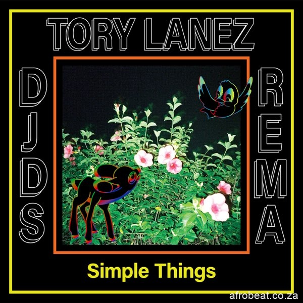 DJDS MP3 Afro Beat Za - DJDS – Simple Things Ft. Tory Lanez & Rema