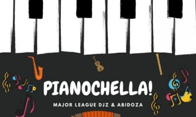 Major League DJz Abidoza – Afrika Yethu Ft. Shizo Swarspeare 400x240 - ALBUM: Major League & Abidoza Pianochella!