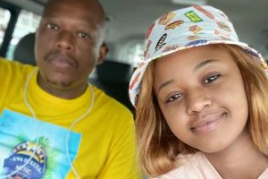 "Mampintsha and Babes Wodumo record single based on viral South 1 Afro Beat Za 300x200 - Mampintsha & Babes Wodumo Shoots Music Video For Upcoming Single, ""Elamonti"""