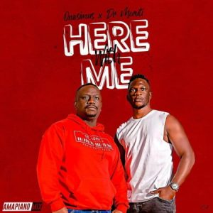 Onesimus – Here With Me Amapiano Vibes ft. Dr Moruti 300x300 - Onesimus – Here With Me (Amapiano Vibes) Ft. Dr Moruti
