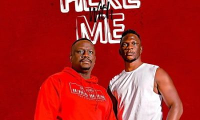 Onesimus – Here With Me Amapiano Vibes ft. Dr Moruti 400x240 - Onesimus – Here With Me (Amapiano Vibes) Ft. Dr Moruti