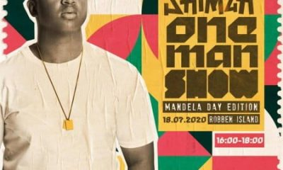 Shimza Afro Beat Za 400x240 - Shimza – Mandela Day Mix 2020 (One Man Show)