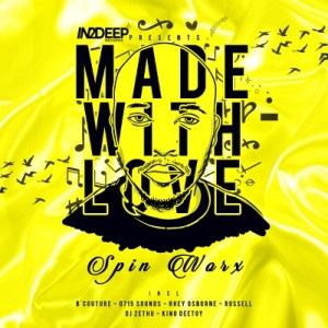 Spin Worx Breaks - Spin Worx & 0715 Sounds – Halleluya