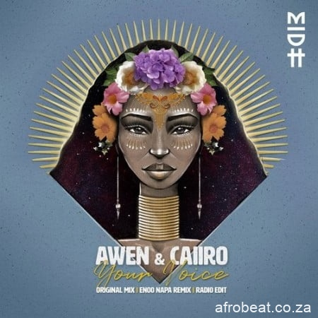 Caiiro & Awen – Your Voice (Enoo Napa Remix)