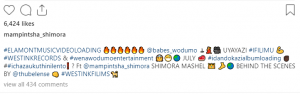 "mampintsha babes wodumo shoots music video for upcoming single elamonti 2020 06 27 13 26 12 240961 www.ubetoo.com Afro Beat Za 300x94 - Mampintsha & Babes Wodumo Shoots Music Video For Upcoming Single, ""Elamonti"""