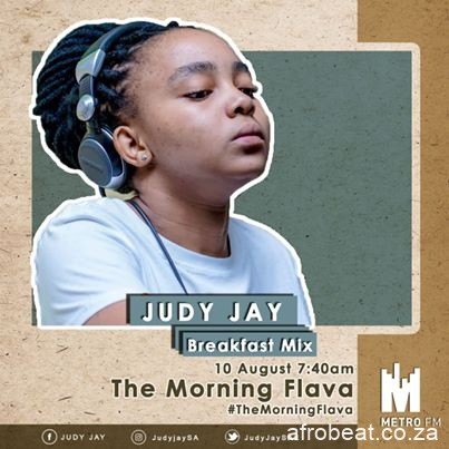 Download Judy Jay Breakfast Mix The Morning Flava - Judy Jay – Breakfast Mix (The Morning Flava)