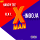 Handy Tee – Ingoja Ft. Xman