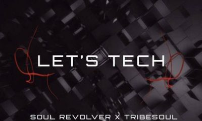 Soul Revolver & TribeSoul – Revolver (Tech Feel)