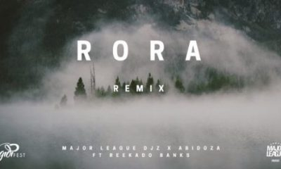 Major League & Abidoza – Rora (Amapiano Remix) ft. Reekado Banks