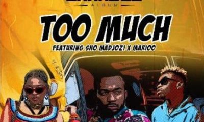 too much Afro Beat Za 400x240 - RJ The DJ – Too Much ft. Sho Madjozi & Marioo