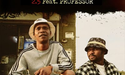 2.5 – Pantsula Ft. Professor