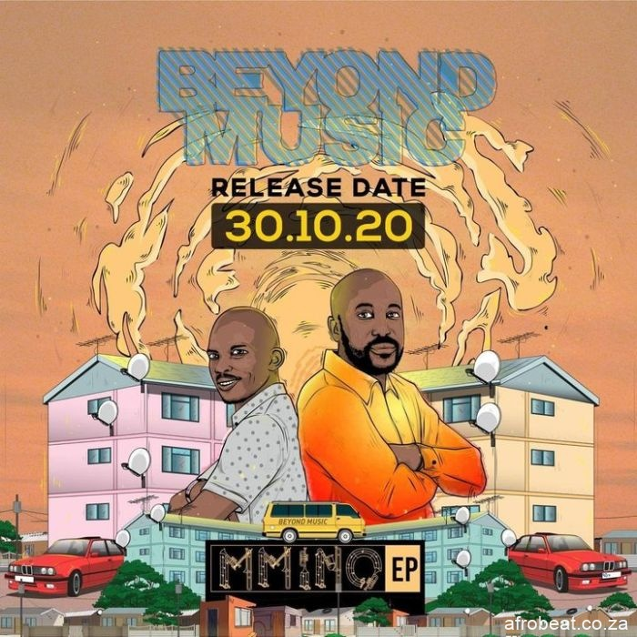 Beyond Music – Fire Ft. Hitfactory Cecil M Spartz - Beyond Music – Mmino Ft. Spartz, Rams De Violinist