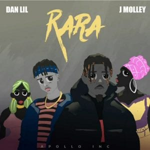 Danlil – Rara Ft. J Molley Hiphopza - Danlil – Rara Ft. J Molley