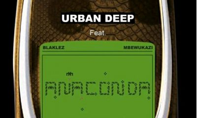 Urban Deep – Anaconda Ft. Blaklez and Mbewukazi Hiphopza 400x240 - Urban Deep – Anaconda Ft. Blaklez & Mbewukazi