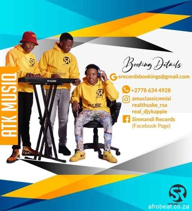 ATK MusiQ – Expensive Clections Hiphopza - ATK MusiQ – Expensive Clections
