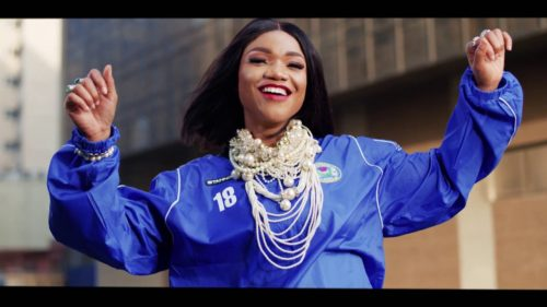 Ada Ehi – Notice - VIDEO: ADA Ehi – Now