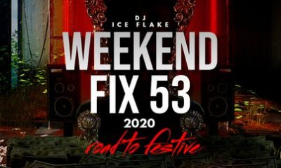 Dj Ice Flake – WeekendFix 53 Road 2 Festive Mix Hiphopza 400x240 - Dj Ice Flake – WeekendFix 53 (Road 2 Festive Mix)