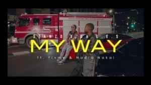 images 19 - VIDEO: Stanzo & Da L.E.S – My Way Ft. Flvme & Nadia Nakai
