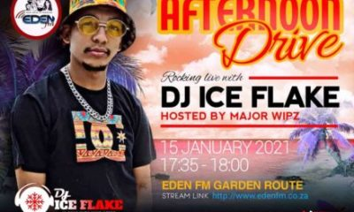 139493765 3670100739735214 4615416491569196418 o e1611057919727 400x240 - Dj Ice Flake – Eden FM Afternoon Dive Mix