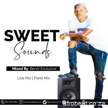 Benni Exclusive – Sweet Sounds Mix Matured Piano Mix Hiphopza - Benni Exclusive – Sweet Sounds Mix (Matured Piano Mix)