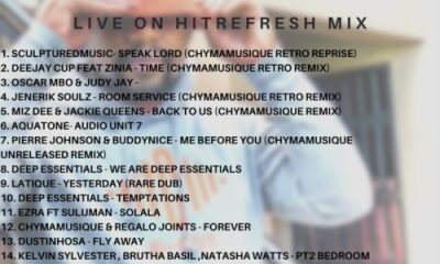Chymamusique – Live On Hitrefresh Hiphopza 400x240 - Chymamusique – Live On Hitrefresh