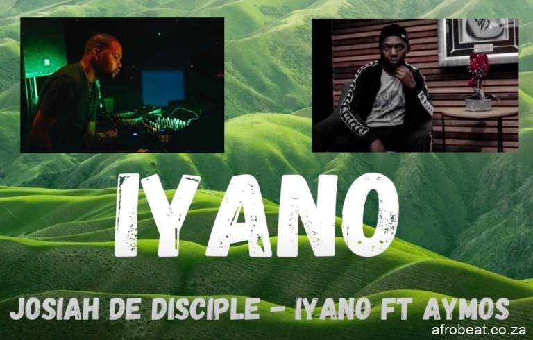 Josiah De Disciple IYANO Live Mix Ft. Aymos - Josiah De Disciple – IYANO (Live Mix) Ft. Aymos