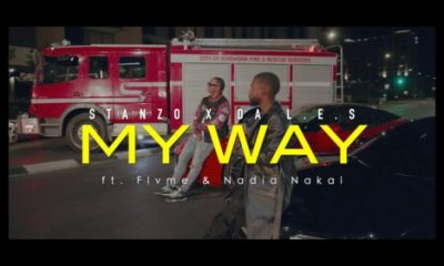Stanzo Da L.E.S – My Way Ft. Flvme Nadia Nakai Hiphopza 400x240 - Stanzo & Da L.E.S – My Way Ft. Flvme & Nadia Nakai