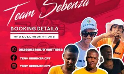 Team Sebenza   Yamnandinto zatunes co za 400x240 - Team Sebenza – More Blessings Ft. Buhle Kabiqeya