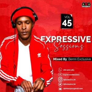 146289365 3992416087469220 8346562866804627463 o e1612699068134 300x300 - Benni Exclusive – Expressive Sessions #45 Mix
