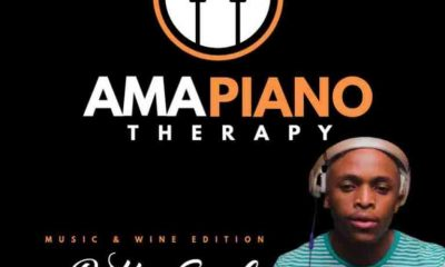 BitterSoul – Amapiano Therapy Vol. 19 Music N Wine Edition Hiphopza 400x240 - BitterSoul – Amapiano Therapy Vol. 19 (Music N' Wine Edition)