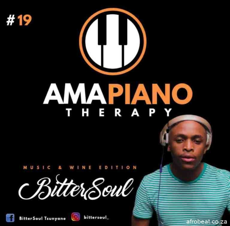 BitterSoul – Amapiano Therapy Vol. 19 Music N Wine Edition Hiphopza - BitterSoul – Amapiano Therapy Vol. 19 (Music N' Wine Edition)