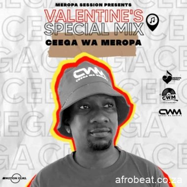 Ceega – Valentine Special Mix 2021 Love Lives Here Hiphopza - Ceega – Valentine Special Mix 2021 (Love Lives Here)