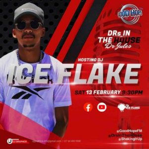 DJ Ice Flake – Drs In The House Goodhope FM Mix Hiphopza 300x300 - DJ Ice Flake – Drs In The House Goodhope FM Mix