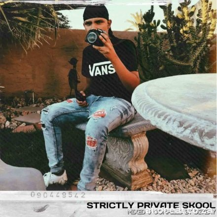 DeKeaY – Strictly Private Skool 100 Production Mix Hiphopza - De'KeaY – Strictly Private Skool (100% Production Mix)