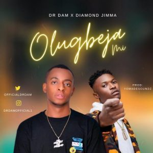 Dr Dam – Olugbeja Mi Ft. Diamond Jimma Hiphopza 1 300x300 - Dr Dam – Olugbeja Mi Ft. Diamond Jimma