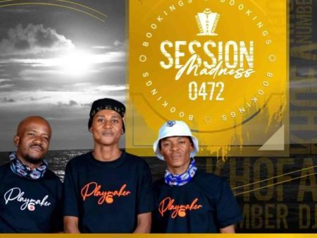 Ell Pee Charity – Session Madness 0472 50th Mix Hiphopza 450x337 - Ell Pee & Charity – Session Madness 0472 50th Mix