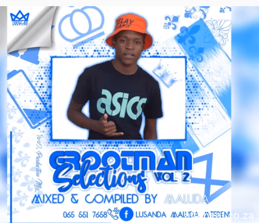 Maluda – Grootman Selections Vol 002 Production Mix Hiphopza - Maluda – Grootman Selections Vol 002 Production Mix