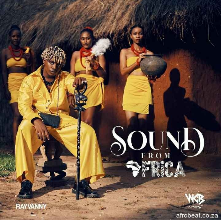 Rayvanny – Sound From Africa Ft. Jah Prayzah Hiphopza - Rayvanny – Rotate Ft. Joeboy