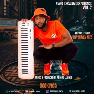 Record L Jones – Piano Exclusive Experience Vol. 2 Mix Hiphopza 300x300 - Record L Jones – Piano Exclusive Experience Vol. 2 Mix