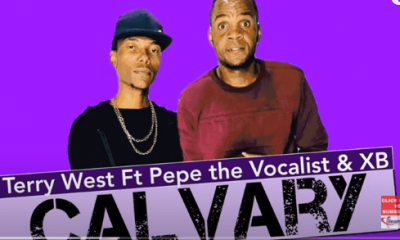 Terry West – Calvary Ft. Pepe the Vocalist XB Original Mix Hiphopza 400x240 - Terry West – Calvary Ft. Pepe the Vocalist & XB (Original Mix)